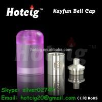 Favorites Compare e vaporizer e cigarette kayfun bell cap wax atomizer from hotcig