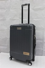 simple but eye-cathing pc luggage
