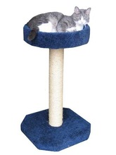cat tree with top bed