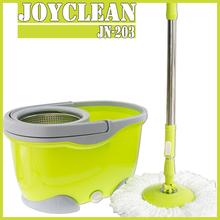 Joyclean 360 Degree Spin Tornado Wonder Mop, Hurricane Rotating Bucket Mop