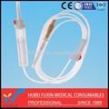 일회용 PVC 수혈 세트