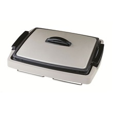 1300W Professional Non-Stick Korean Electric BBQ Grill As Seen on TV Mat
