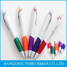 promotional pens plastic ballpoint pen 2014 BP-6255B