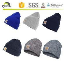 winter beanies,pom pom beanie hats wholesale,custom knit acrylic beanie