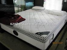 Compressed bonnell spring hotel bed mattress