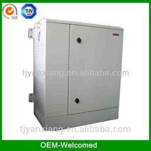 IT enclosures rack cabinet design/SK-76105 19 inch rack enclosure with heat exchanger