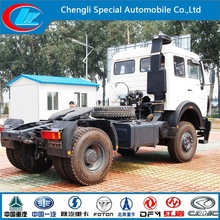 New Model Tractor Truck North Benz Tractor Truck 4X2 Tractor Truck For Sale