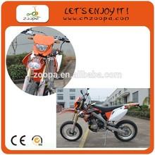 New Design Gas 4-Stroke Cheap Dirt Bike 250cc