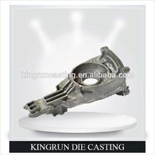 Aluminum die casting arm frame side frame