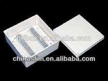 TIBOX Kit Din Rail,terminal block 25mm/Earth and Neutral Connector Kit