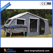 Luxury Camping off road camper trailer camper trailer tent