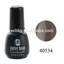 Porter Beau 40534 Soak Off Lacquer Base Nail Art Designs