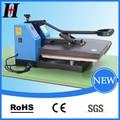 La máquina deimpresión manual de alta presión de prendas de vestir, prendas de vestir, t- shirt de calor máquina de la prensa