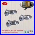 Personnalisé cnc pièces de produits cnc tournage aluminium poulie rainurée poulie poulie service de fraisage cnc