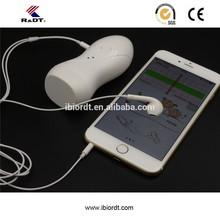 Mini size audio convert cable equipment doppler