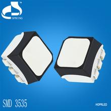 PLCC 6 high quality rgb smd 3535 led with 20ma