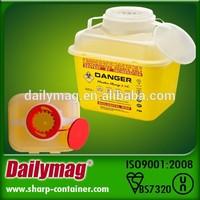 Dental medical equipment sharps container for nurses Equipment