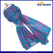 HZW-13379-1 Wholesale Fashion Design Hot Sell women scarfs,shawls and scarves,modern scarf shawl