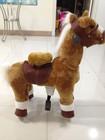 Happy Island CE funny horse toy horse,lifelike toy horses,rubber toy horse