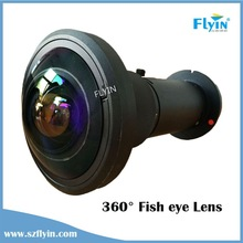 High Quality FLYIN 360 degree Vault Roof Projection eyes contact lens optical lens fish eye lens