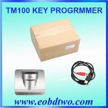 2015 Novel Item TM100 Transponder Key Programmer full version with all Modules ( professional Locksmith equipment )