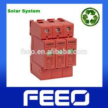 PV system 3p 800v Surge Protector Solar SPD