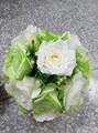 Novos produtos artificial bola de flores para decoração de casamento, casamento bola