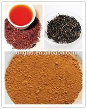 Instant black tea powder 20% 40% tea polyphenol content black tea powder
