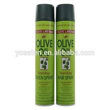 Olive Oil Nourishing Sheen Spray Repairing The Damaged Hair