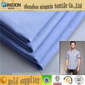 100% algodón tejido hilados de distintos colores de la tela de algodón