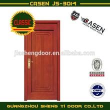 traditional style oak veneered internal door