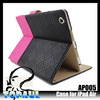 2014 New arrival stylish PU leather protective tablet covers for ipad
