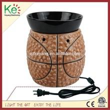 Keyang basketball Ceramic Electric Candle Wax Oil Warmer