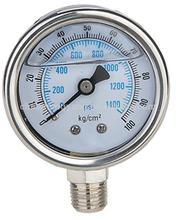 pressure gauge for fire extinguisher 100mm