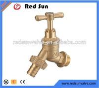 HR4050 manufacture brass water stop bibcock stop valve
