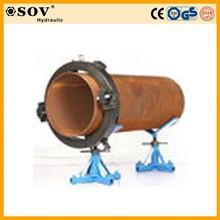 Low Pressure Versatile Portable Hydraulic Automatic Pipe Cutting Machine