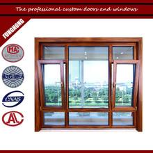 Custom different types aluminium doors and windows designs according to drawing