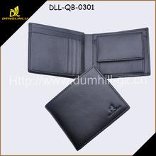 men leather wallet coin pocket