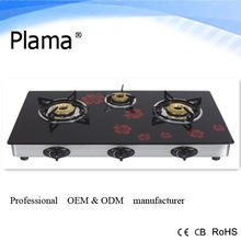 Popular sale in 2014 mini portable camping gas stove burner parts stainless steel table top gas stove