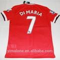 bolas de futebol camisas comprar china varejo uniforme de futebol de futebol design os nomes da equipe para os homens