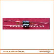 63V 1uF axial Electrolytic capacitors