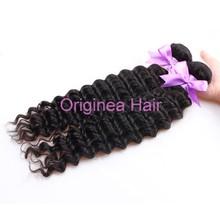 virgin human hair extension chinese brazilian hair