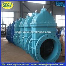 non-rising stem gate valve / NPT valve / soft seal gate valve