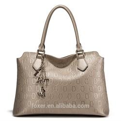 custom handbag leather purse real leather bag