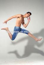 Atacado shorts jeans shorts jeans bermuda homens shorts jeans baratos