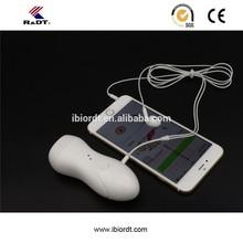 Handheld audio convert cable health diagnostic equipment