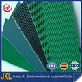 jkl peso ligero resistente a la abrasión del pvc de la cinta transportadora