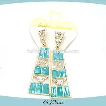 Top sale cheap fashionable earrings wholesale