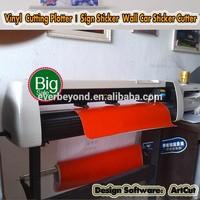 720mm Valuable Quality Professional Wall / Car Sticker cutting Plotter, Vinyl Cutter Plotter