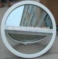 Precio barato y alta calidad de aluminio de la ventana redonda que se pueden abrir